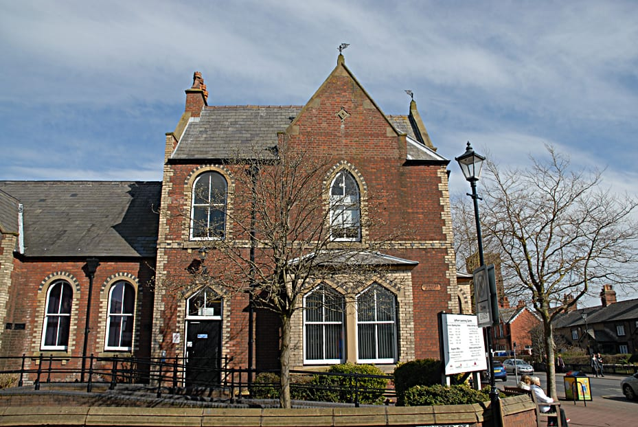 Lytham Institute, formerly Lytham Library