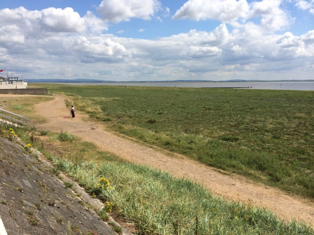 Information about dogs on beaches in Lytham